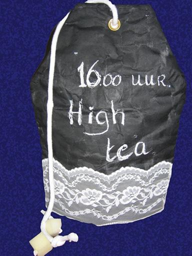 High-Tea Bonnet